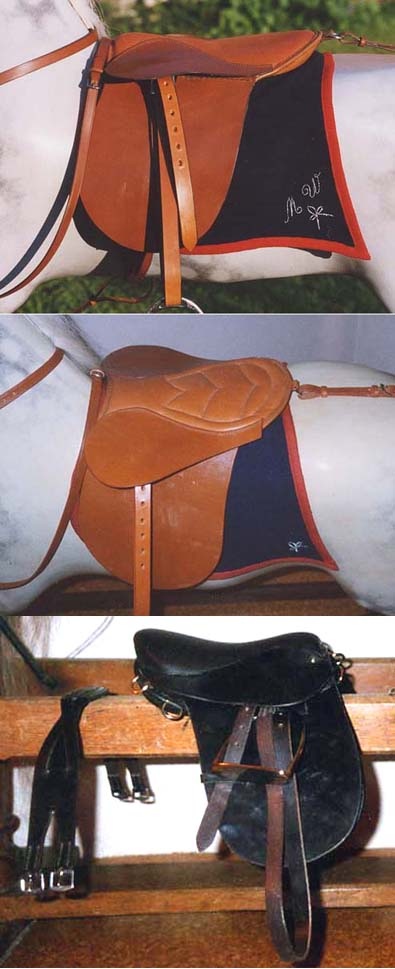 New removable saddles